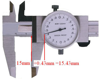 how to read a dial caliper expertise anyi instrument co ltd. Black Bedroom Furniture Sets. Home Design Ideas